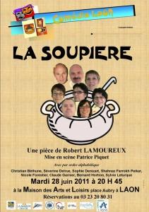 Affiche La Soupière 800x600